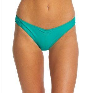 Volcom Simply Solid V Bikini Bottoms, XS